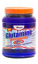Glutamine ( 12 Hour Matrix Sustained Release ) ( 400g ) - Arnold