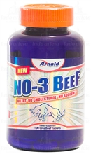 NO3 - BeeF ( 100 CreaBeef Tabs ) - Arnold Nutrition